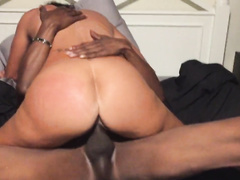 PAWG Milf bbc riding and doggystyle fucking