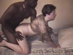 Sexy mature white wife lets hubby tape her fucking bbc