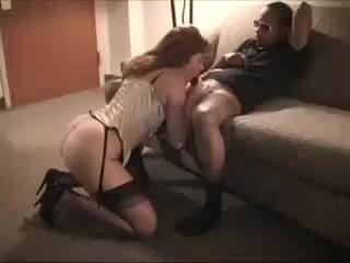 Amazing slutwife w big tits gets fucked by bbc