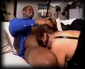 White wives dream of getting black man's cum