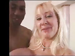 Big titted supermodel mom Kayla is a prey for BBC